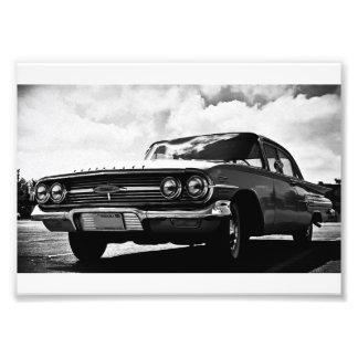 Chevy Impala - Fine Art Print