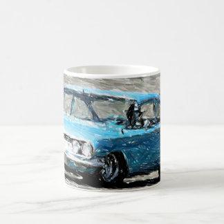 Chevy Impala Classic White Coffee Mug