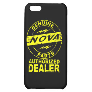 Chevy Nova Genuine Parts iPhone Case Cover For iPhone 5C