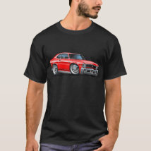 Chevy Nova Red Car T-Shirt