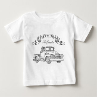 chevy_outline.png baby T-Shirt