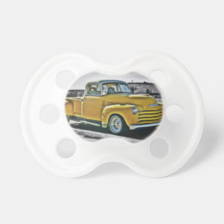 Chevy pick UP BooginHead Pacifier
