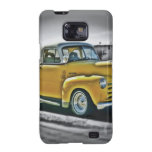 Chevy pick UP Samsung Galaxy S2 Cover