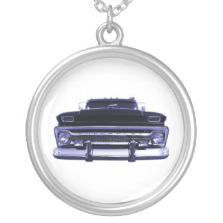 Chevy Pick Up Truck Necklace