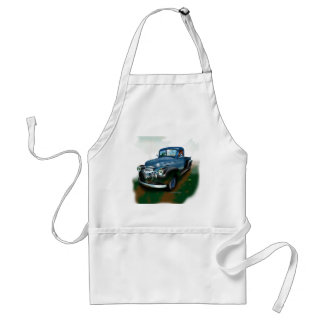 Chevy Pickup Adult Apron