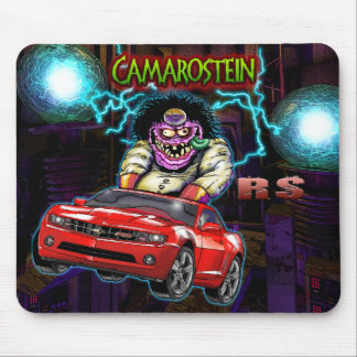 Chevy rojo Camao RS Mousepad