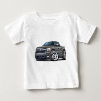 Chevy Silverado Dualcab Grey Truck T Shirt