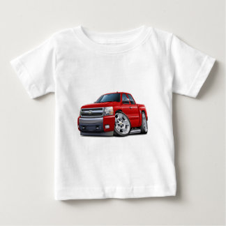 Chevy Silverado Red Extended Cab T Shirt