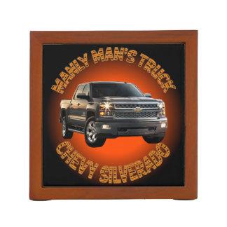 Chevy Silverado Truck Desk Organizer. Desk Organizer