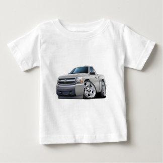 Chevy Silverado White Truck Tee Shirt