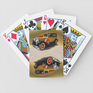 Chevy Special ~ Playing Cards