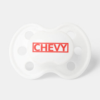 Chevy Stamp Pacifier