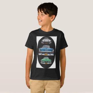 Chevy T Shirt - Cuban cars