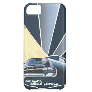 Chevy Tail Dragger Iphone cover iPhone 5C Cover
