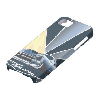 Chevy Tail Dragger Iphone cover iPhone 5 Covers