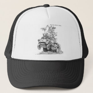 chevy trucker hat