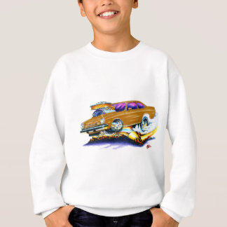 Chevy Vega Brown Car Sweatshirt