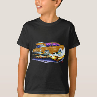 Chevy Vega Brown Car T-Shirt