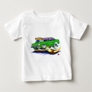 Chevy Vega Green Car Baby T-Shirt