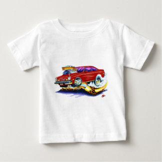 Chevy Vega Maroon Car Baby T-Shirt