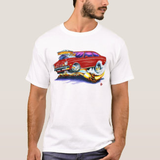 Chevy Vega Maroon Car T-Shirt