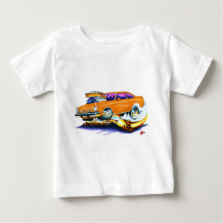 Chevy Vega Orange Car Baby T-Shirt