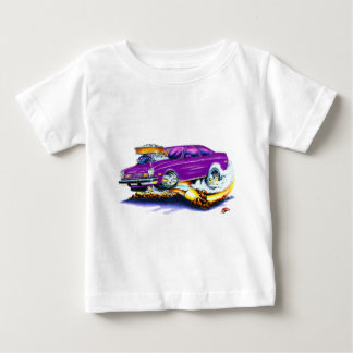 Chevy Vega Purple Car Baby T-Shirt