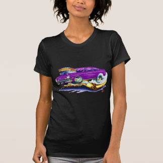 Chevy Vega Purple Car T-Shirt