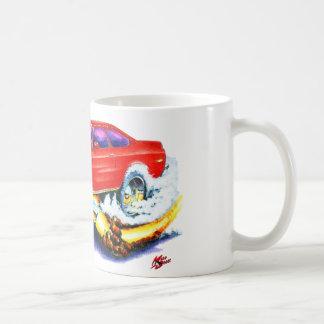 Chevy Vega Red Car Coffee Mug