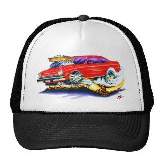 Chevy Vega Red Car Trucker Hat