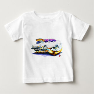 Chevy Vega White Car Baby T-Shirt