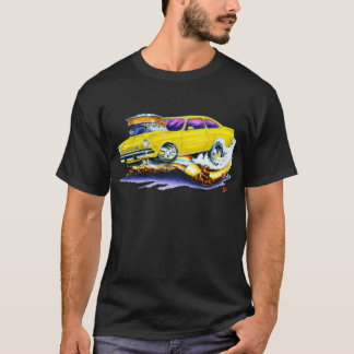 Chevy Vega Yellow Car T-Shirt