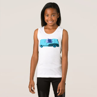 Chevy Vintage Corvair Tank Top