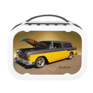 Chevy Wagon ~ Lunch box