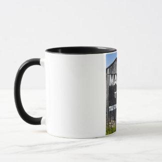 Chew Mail Pouch Tobacco Barn Mug