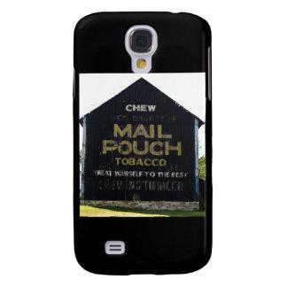Chew Mail Pouch Tobacco Barn - Original Photo Samsung Galaxy S4 Cases