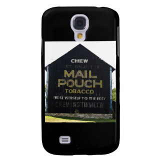 Chew Mail Pouch Tobacco Barn - Original Photo Samsung S4 Case