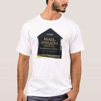Chew Mail Pouch Tobacco Barn - Original Photo T-Shirt