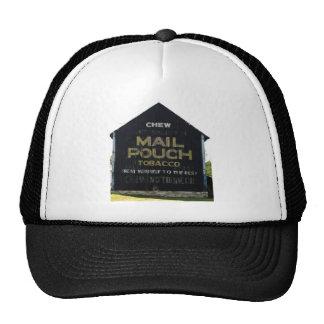 Chew Mail Pouch Tobacco Barn - Original Photo Trucker Hat