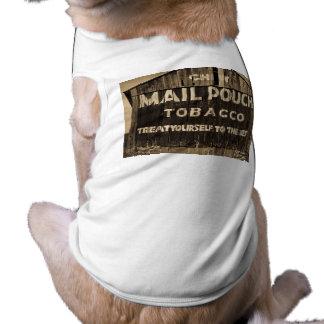 Chew Mail Pouch Tobacco Barn Shirt