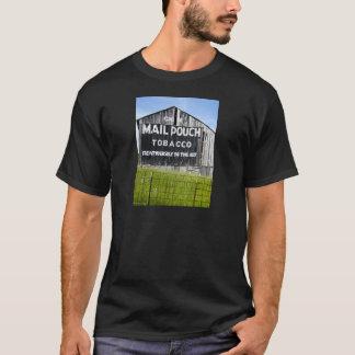 Chew Mail Pouch Tobacco Barn T-Shirt