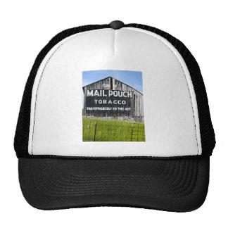 Chew Mail Pouch Tobacco Barn Trucker Hat