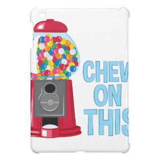 Chew On This iPad Mini Case