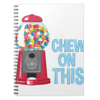 Chew On This Notebook