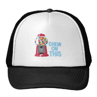 Chew On This Trucker Hat