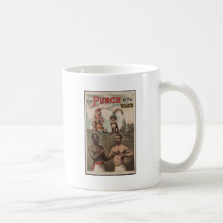 Chew Punch Plug Tobacco Coffee Mug