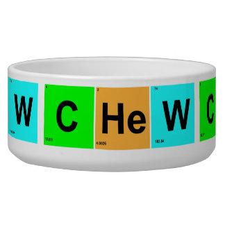 CHeW squares Bowl