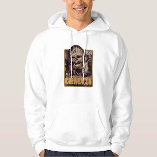 Chewbacca Badge Hoodie