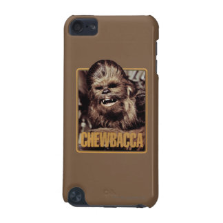 Chewbacca Badge iPod Touch 5G Cover