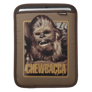 Chewbacca Badge Sleeve For iPads